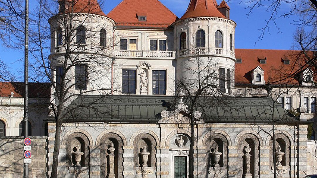 Баварский Национальный Музей - фото 1