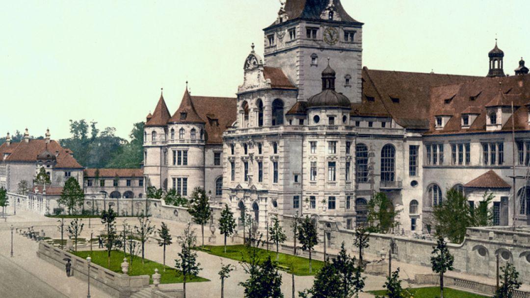Баварский Национальный Музей - фото 2