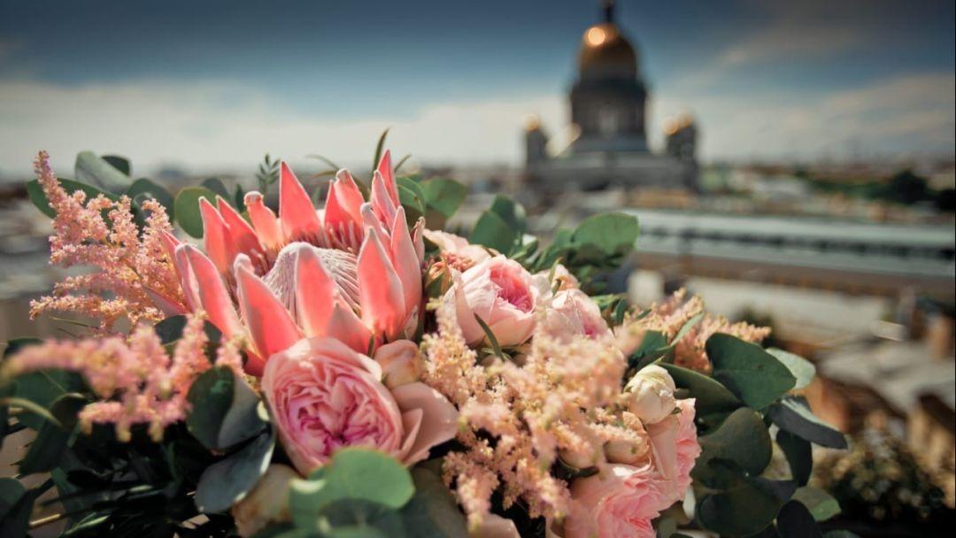 Романтическое свидание на крыше - фото 3
