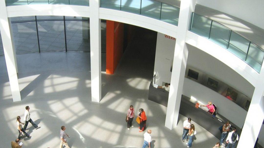 Пинакотека Модерна в Мюнхене
