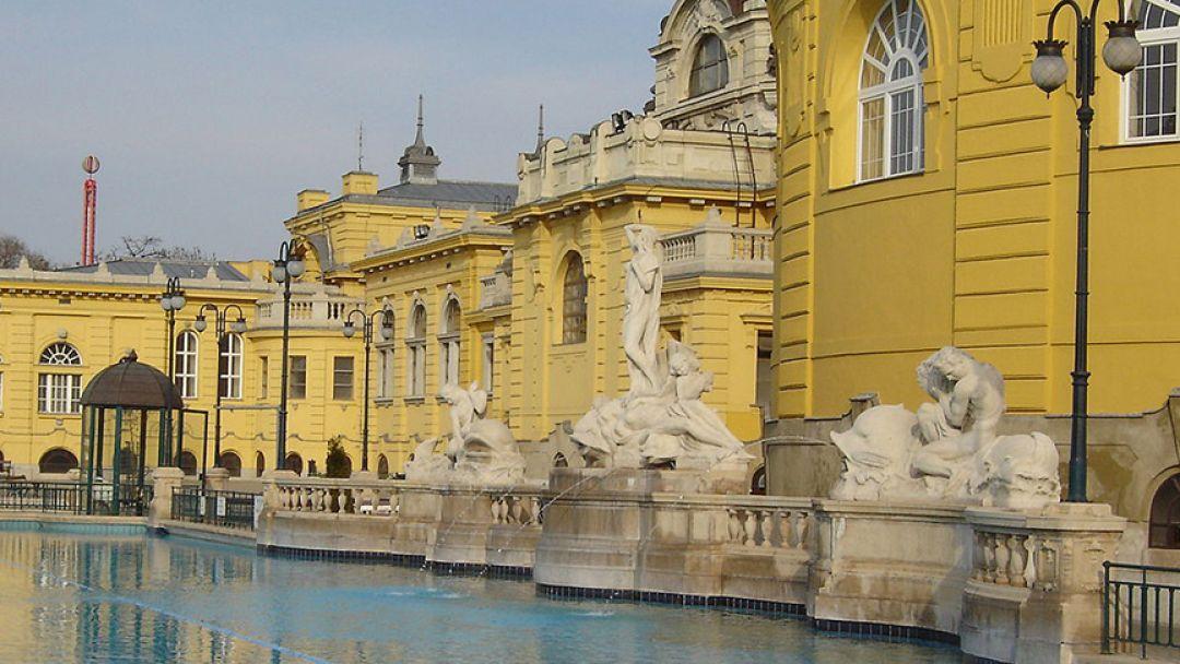 Трансфер из аэропорта + Обзорная экскурсия по Будапешту - фото 15