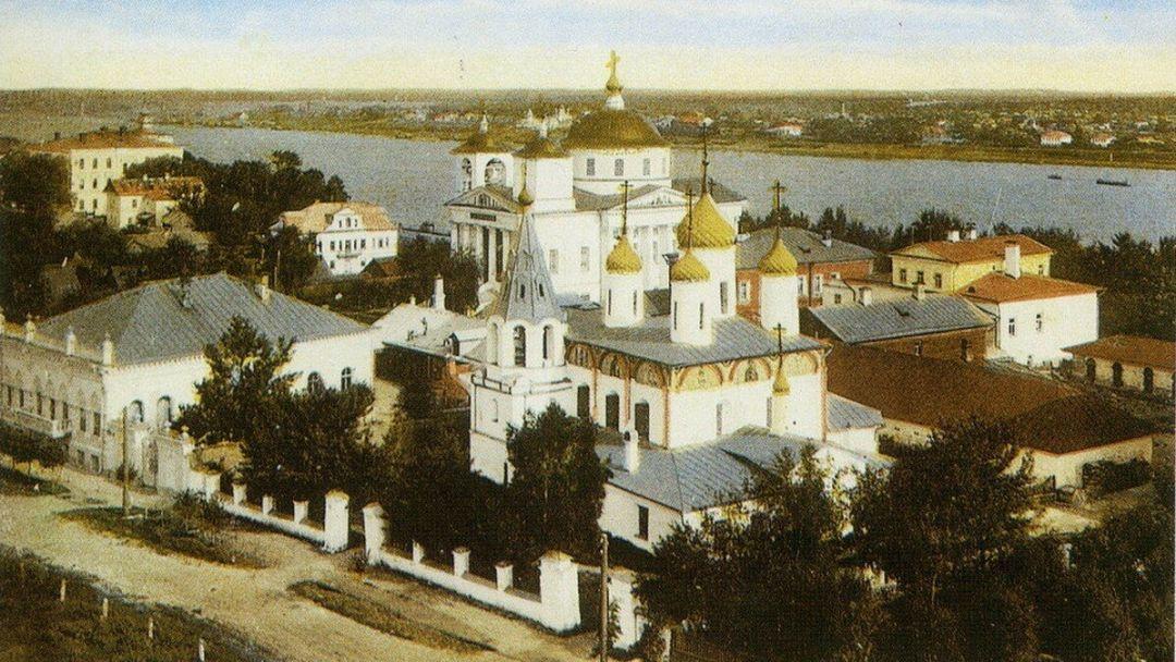 Ярославль – православный. в Ярославле