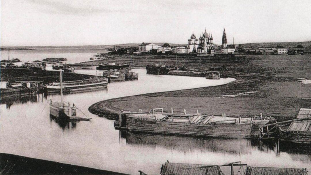 Вдоль стен Ярославского посада 17 века. - фото 2