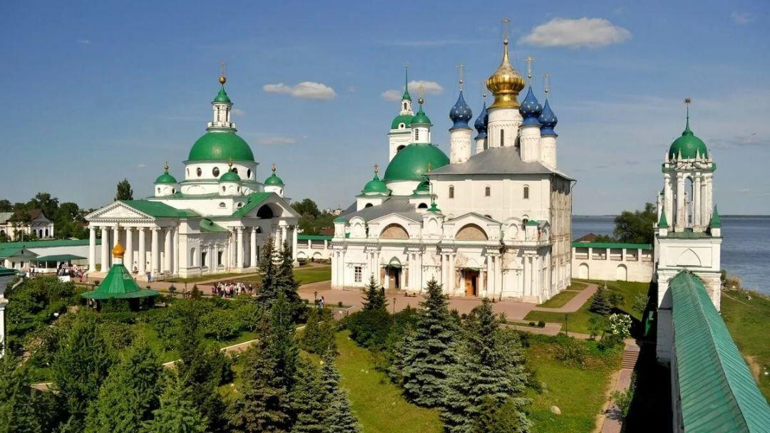 В Ростов Великий из Ярославля