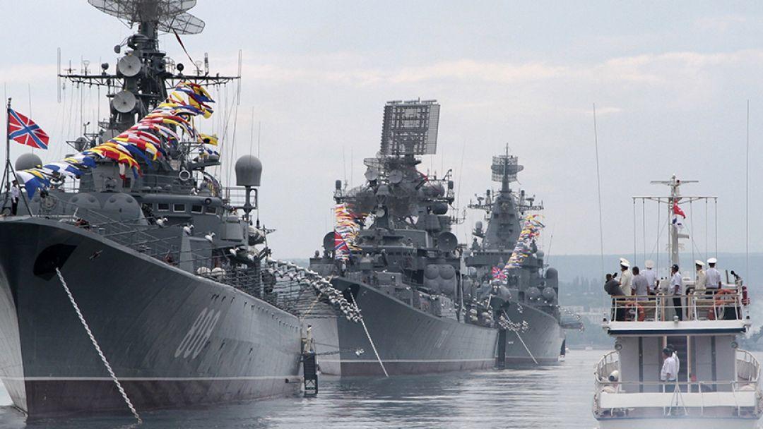 День военно-морского флота в Севастополе 26 июля 2020г. - фото 2