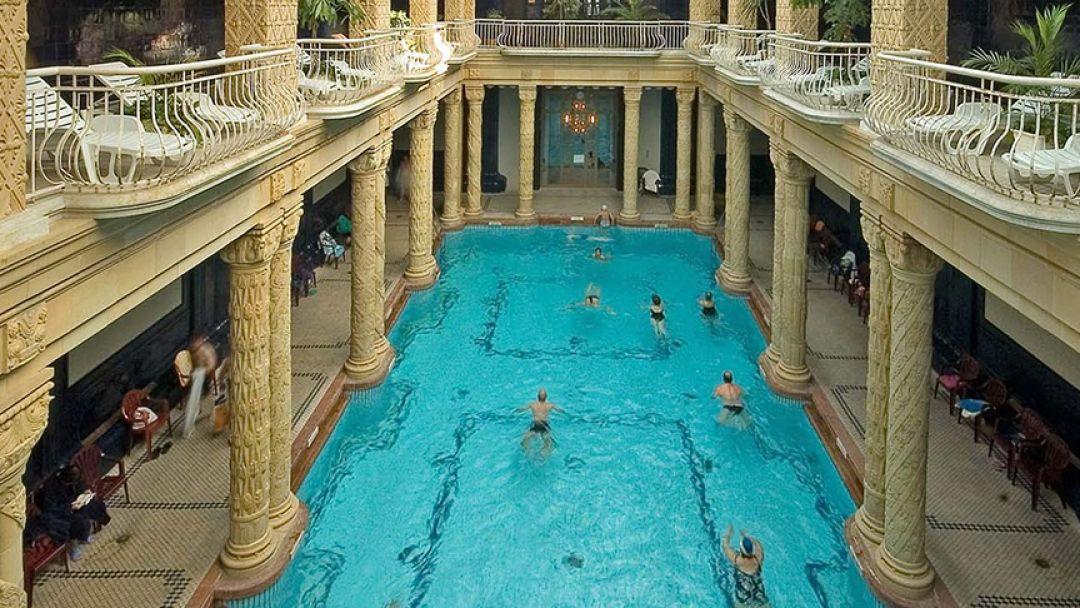 Экскурсионное посещение термальной купальни Будапешта - фото 2