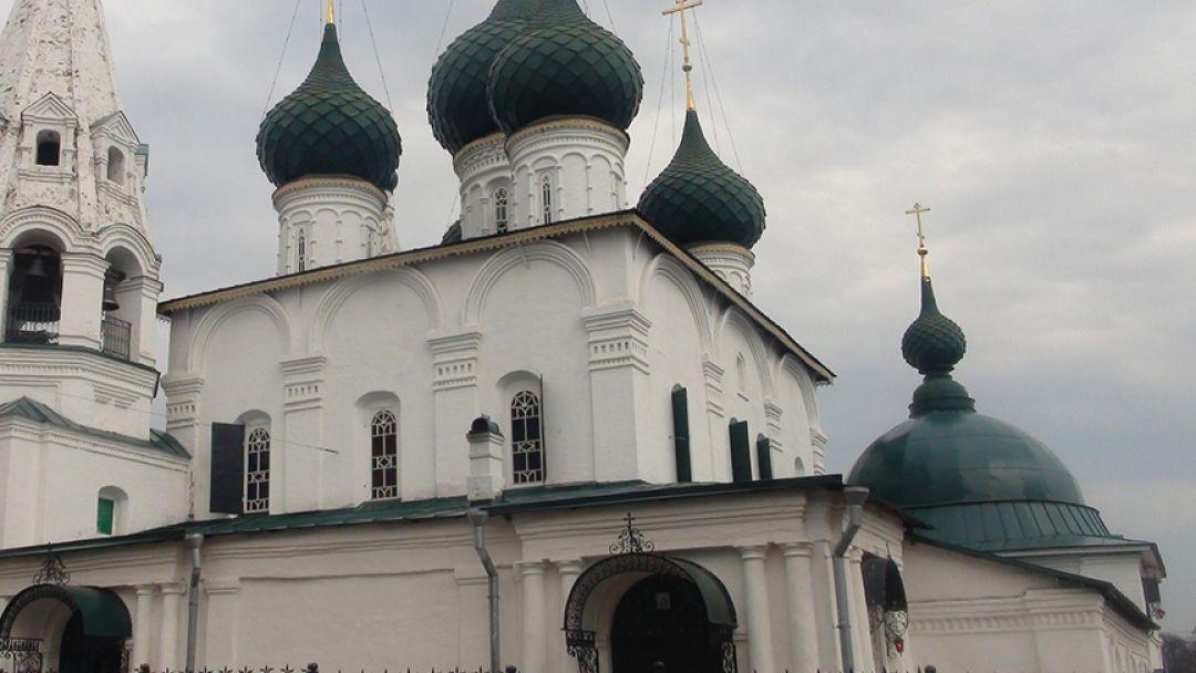 Ярославль как объект всемирного наследия ЮНЕСКО.