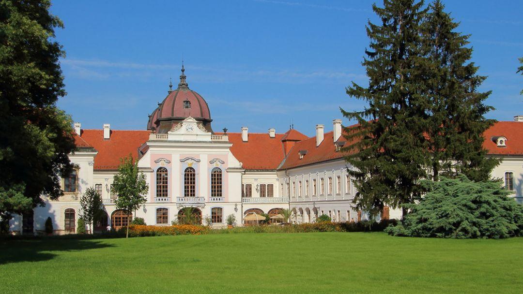 Дворец императрицы Елизаветы в Гёдёллё - фото 5