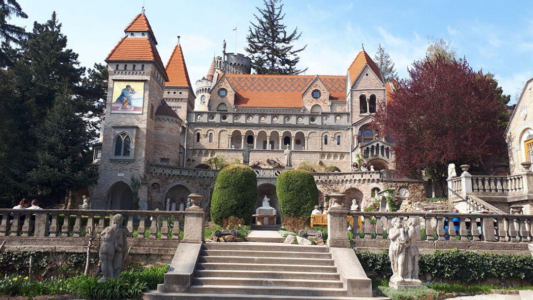 Секешфехервар и замок любви Боривар - фото 2