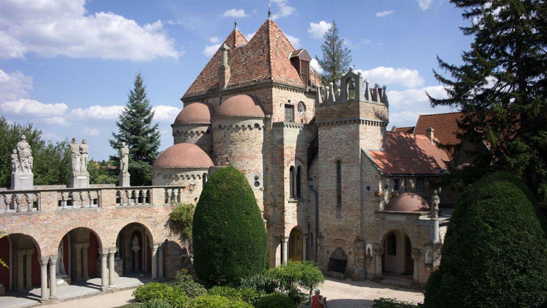 Секешфехервар и замок любви Боривар - фото 3