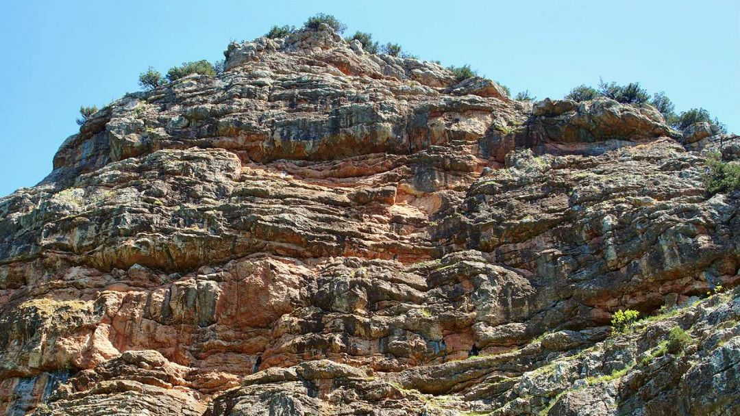 Изумрудный каньон Черной реки - фото 7