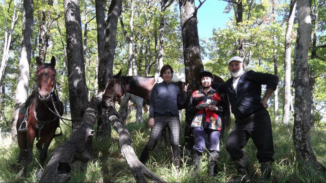 """Конная прогулка """"Черная гора"""" - фото 2"""