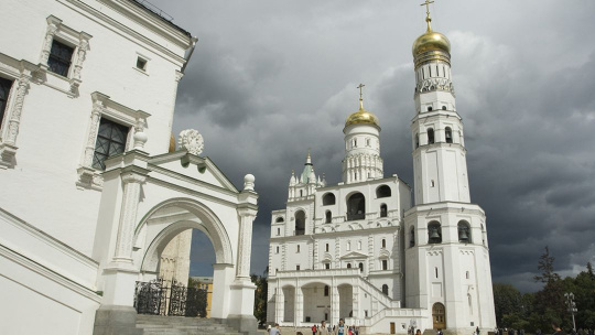 Экскурсия Кремлевские шедевры, языковая экскурсия по Москве