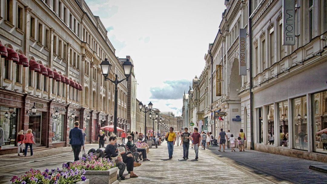 Никольская – главная улица страны, языковая экскурсия - фото 1