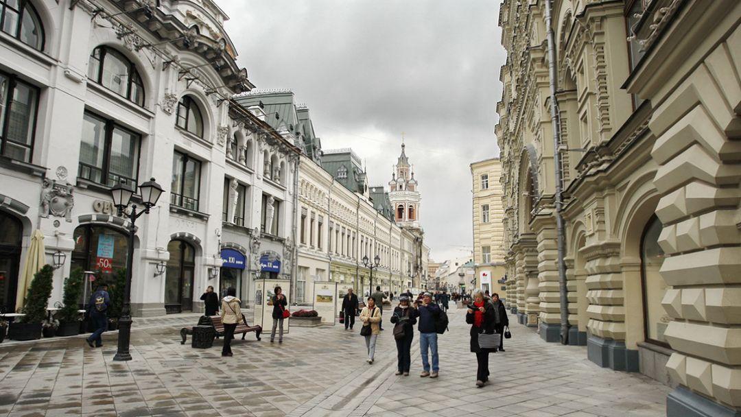 Никольская – главная улица страны, языковая экскурсия - фото 2
