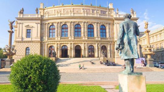 Экскурсия Прага: автобусно-пешеходная обзорная экскурсия по Праге