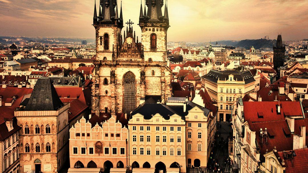 Средневековая Прага и ее подземелья - фото 2