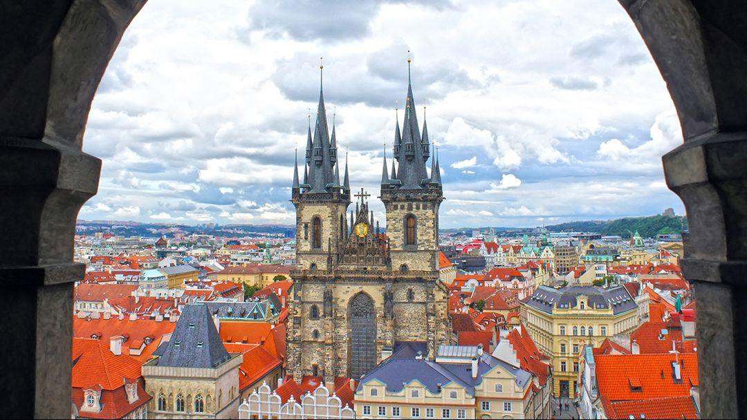 Средневековая Прага и ее подземелья - фото 1