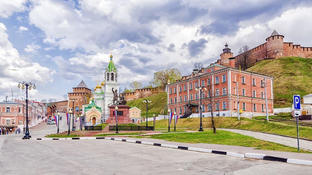 Индивидуальные экскурсии на автомобиле с профессиональным гидом по Нижнему Новгороду - фото 2