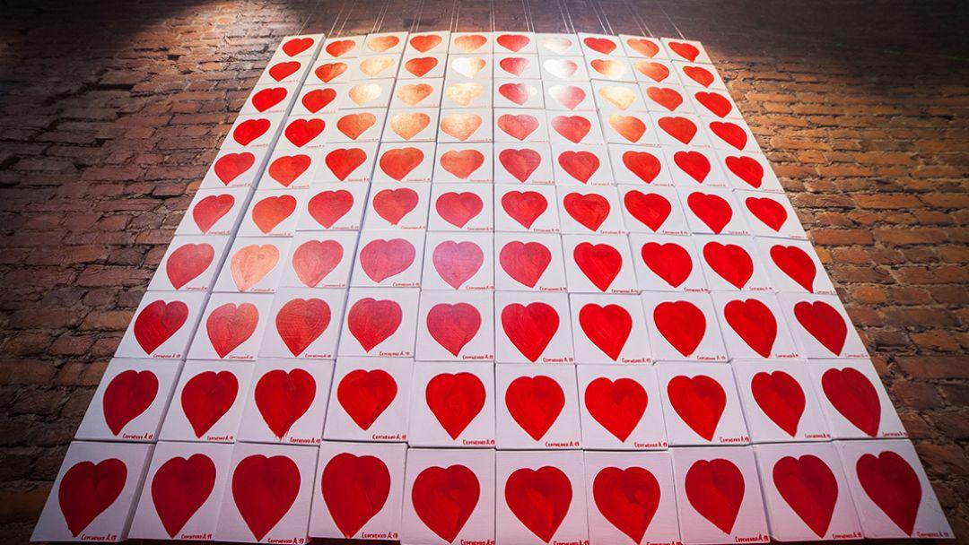 День всех влюблённых в Музее эмоций! в Москве