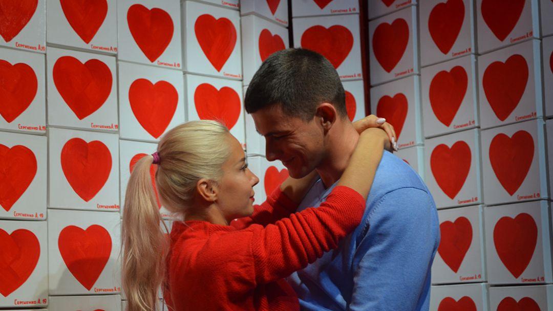 День всех влюблённых в Музее эмоций! - фото 2