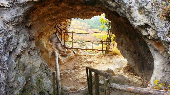 Пещерный монастырь Челтер-Мармара по Севастополю