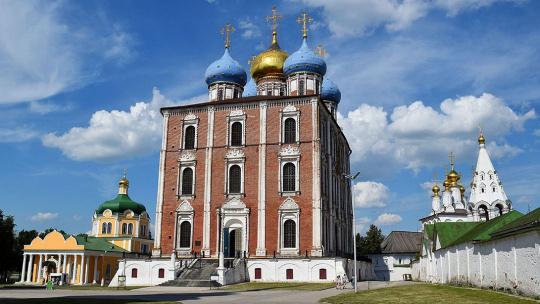 Рязанский Кремль  в Рязани