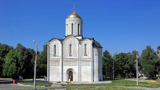 Дмитриевский собор в Владимире