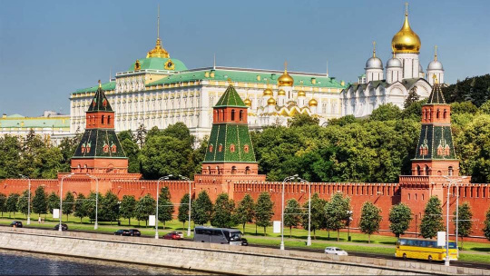 Московский Кремль в Москве