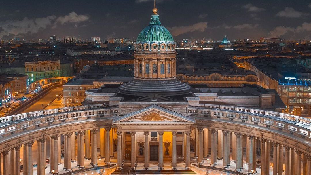 Загадочный Петербург - фото 1