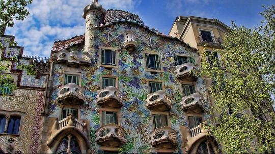 Экскурсия Барселона Антонио Гауди по Барселоне
