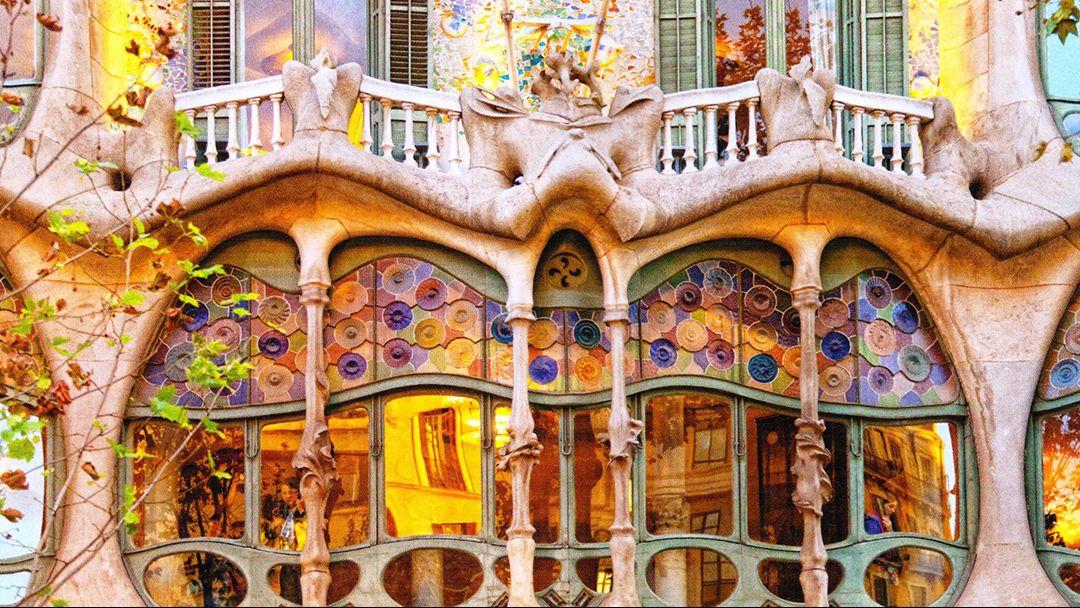 Барселона Антонио Гауди - фото 2