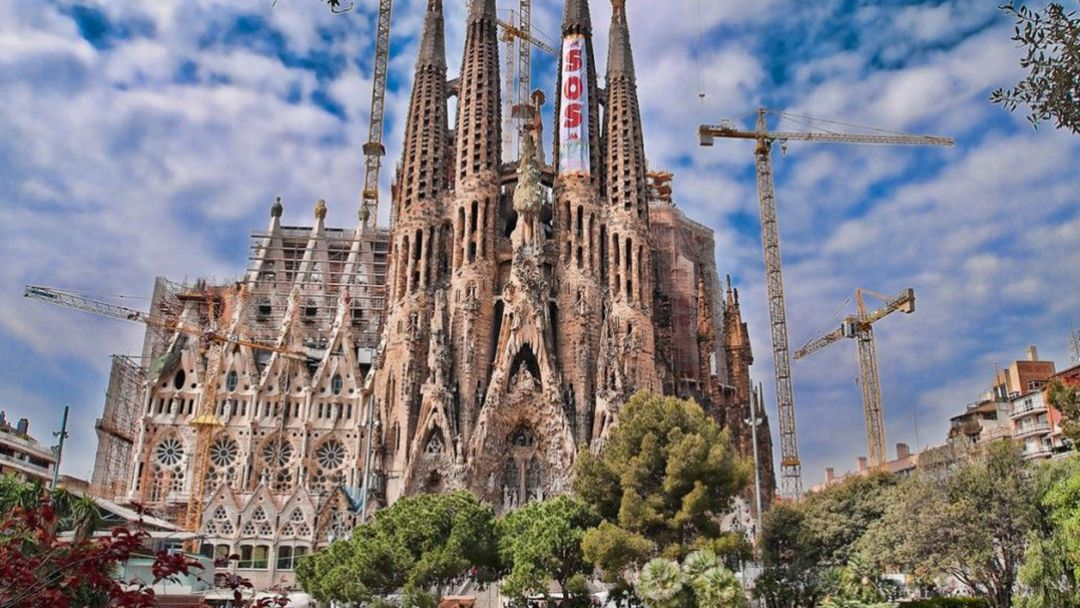 Барселона Антонио Гауди - фото 3