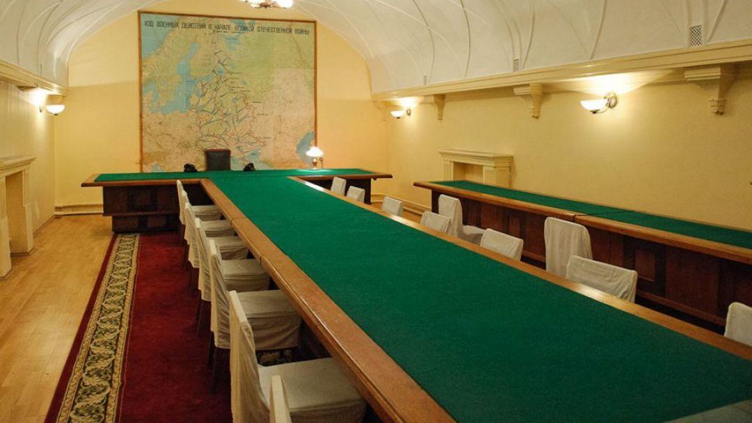 Экскурсия в бункер Сталина - фото 2