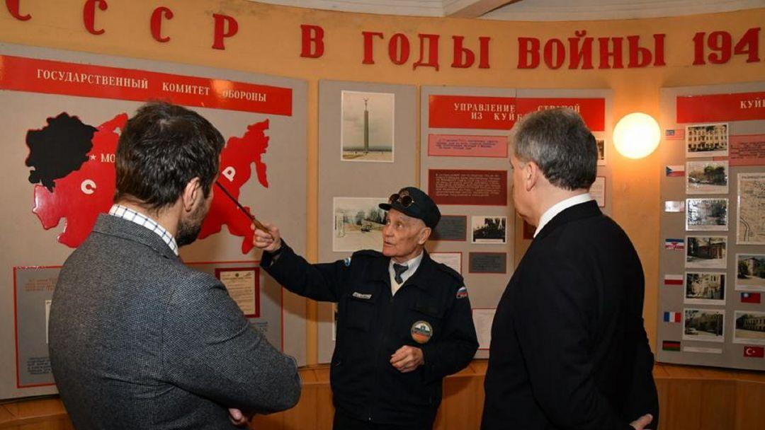 Экскурсия в бункер Сталина - фото 3