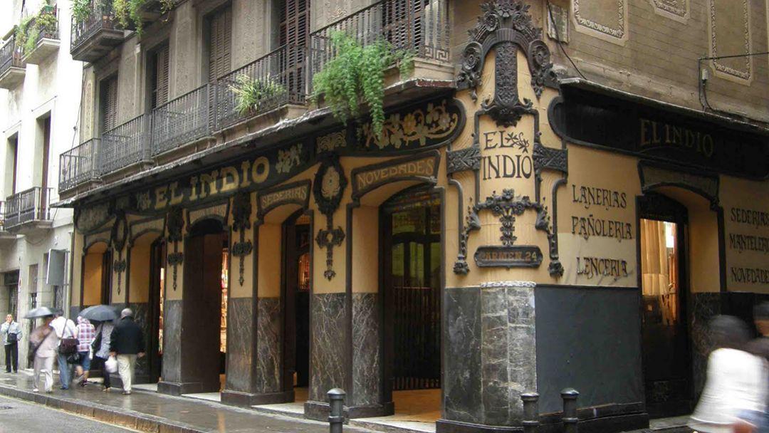 Раваль — самый загадочный район Барселоны - фото 2