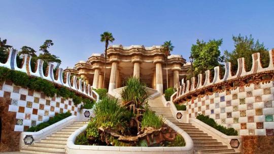 Экскурсия Барселона и стиль модерн по Барселоне
