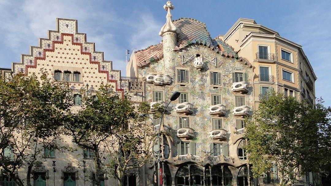 Барселона и стиль модерн - фото 2