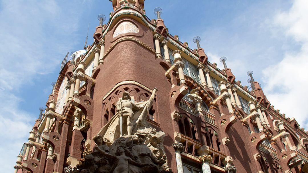 Барселона и стиль модерн - фото 3