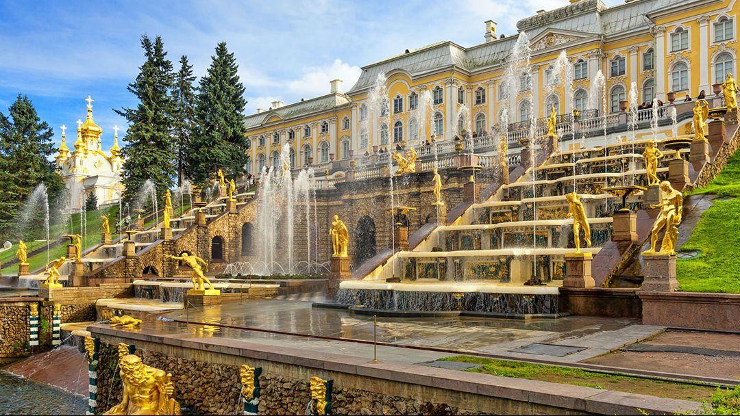 """Квест-экскурсия """"Петергоф - столица фонтанов"""" - фото 1"""
