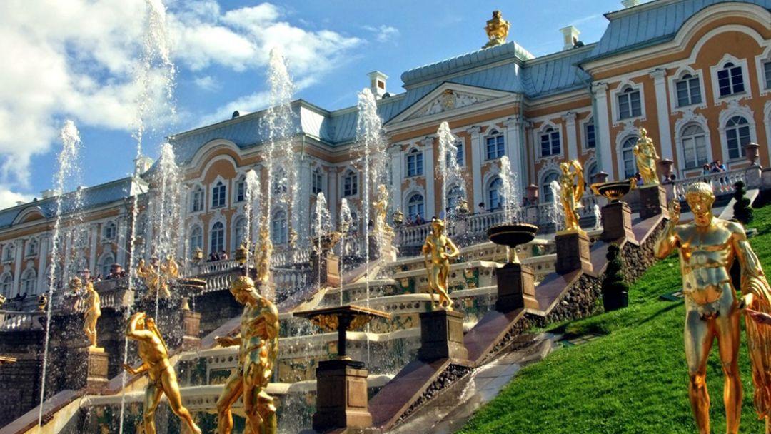 """Квест-экскурсия """"Петергоф - столица фонтанов"""" - фото 2"""