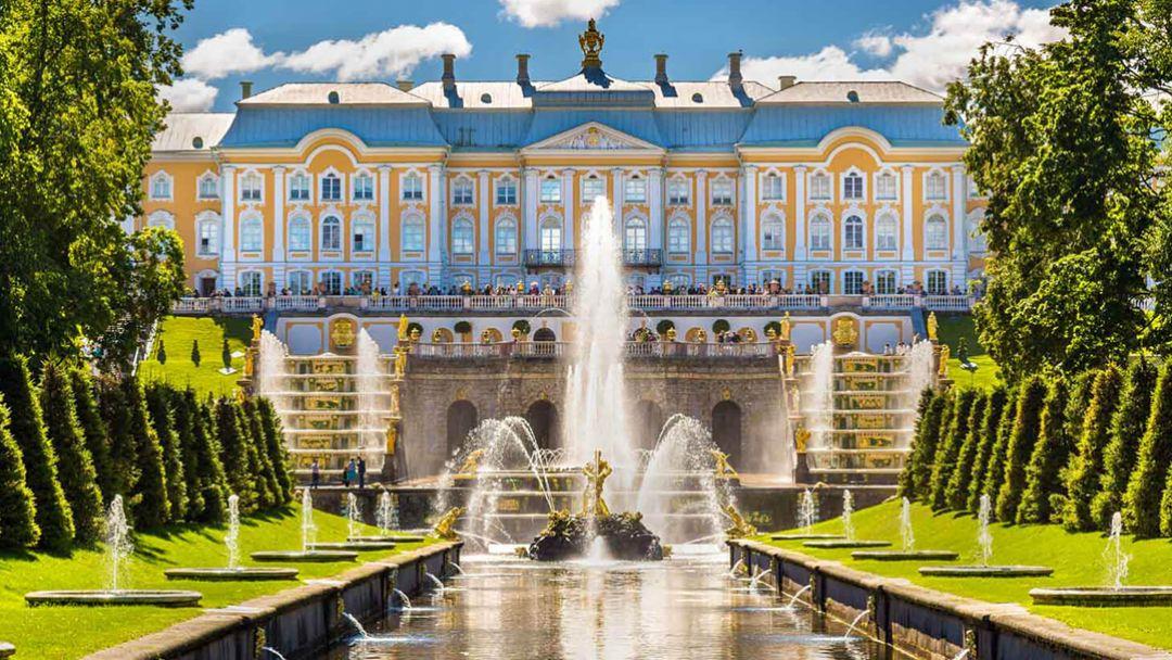 """Квест-экскурсия """"Петергоф - столица фонтанов"""" - фото 3"""