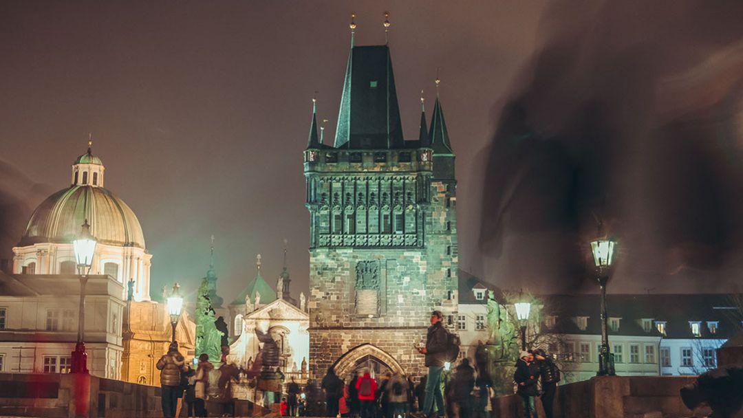 Прага: мистическая ночная экскурсия с привидениями - фото 1