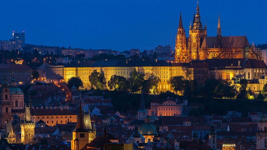 Прага: мистическая ночная экскурсия с привидениями - фото 2
