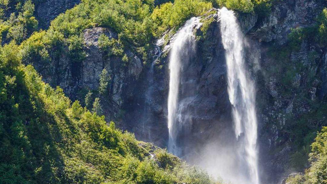 Тур на квадроциклах «Водопад Поликаря» - фото 3