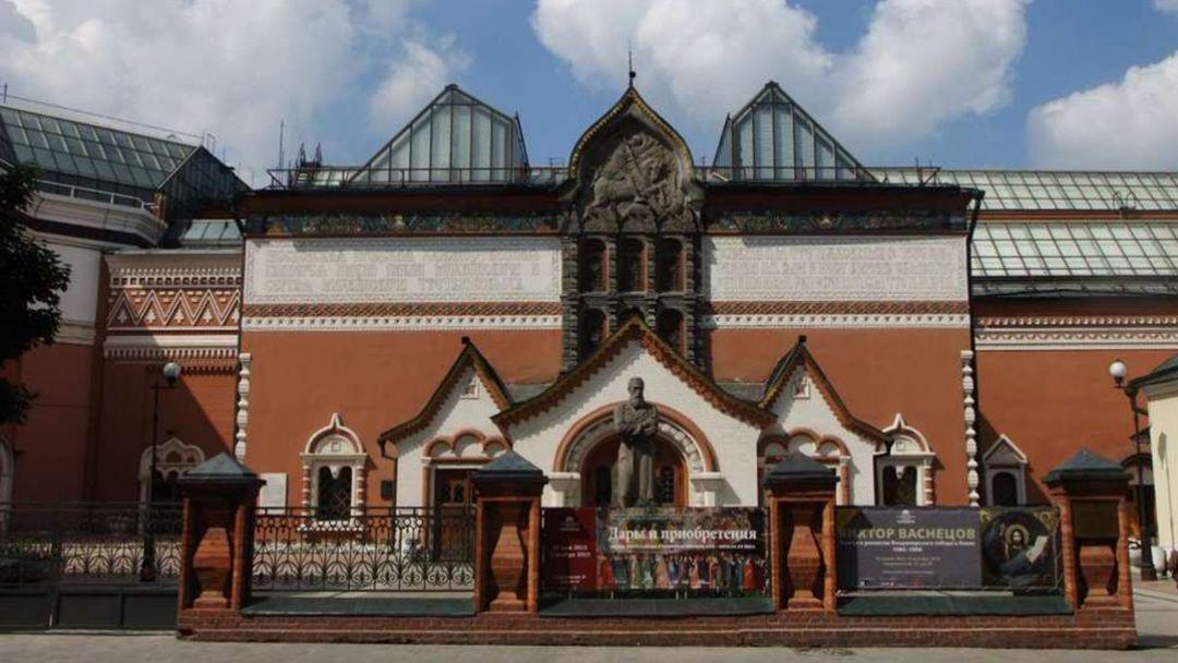 """Квест-экскурсия """"Шедевры Третьяковской галереи: simply the best"""" в Москве"""