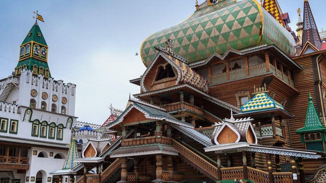 """Квест-экскурсия """"Яркие краски Измайловского кремля"""" - фото 1"""