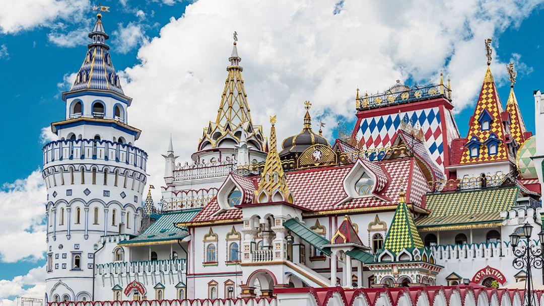 """Квест-экскурсия """"Яркие краски Измайловского кремля"""" - фото 2"""