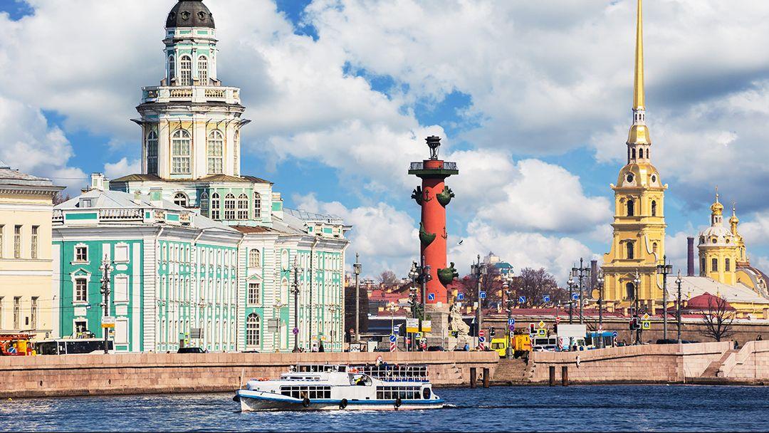 Линии жизни Васильевского острова в Санкт-Петербурге