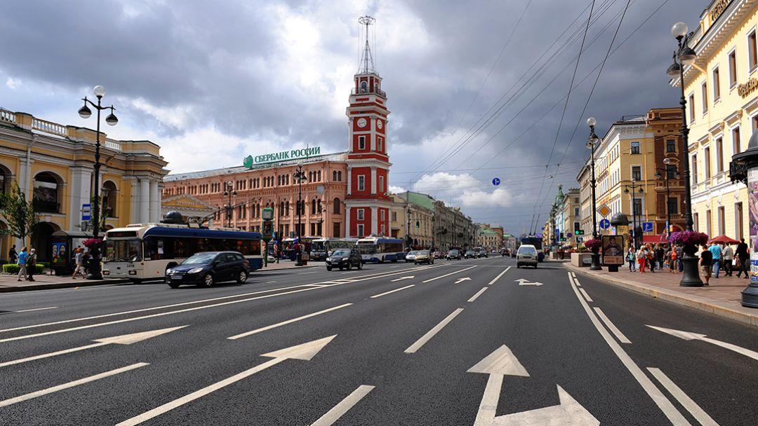 Невский. Прогулка по дворам и парадным главного проспекта - фото 3